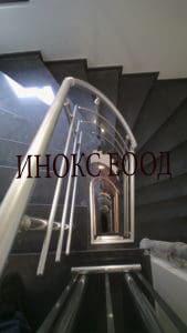 Парапет на пететажна сграда в гр. София 3